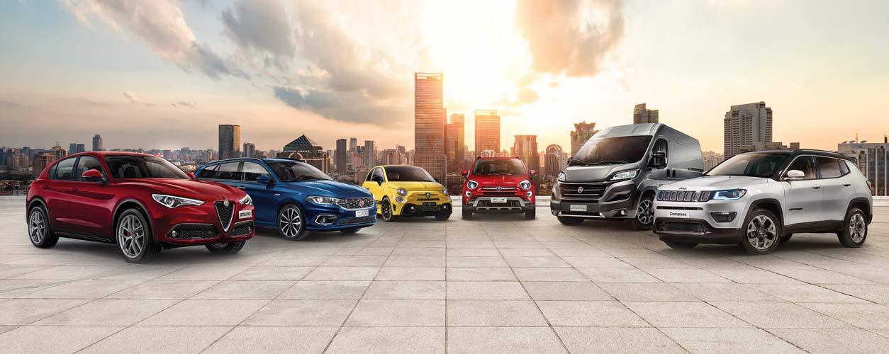 L'univers des marques automobiles du Groupe NEUBAUER