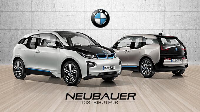 Offres électriques BMW.
