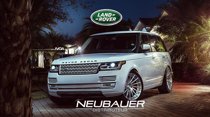 Offre Land Rover