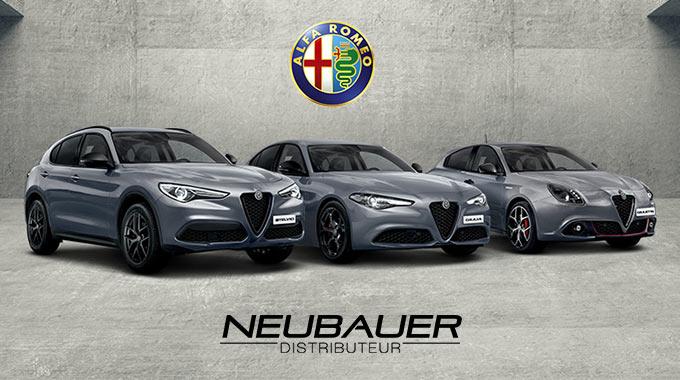 Pack EMOZIONE Offert chez Alfa Romeo