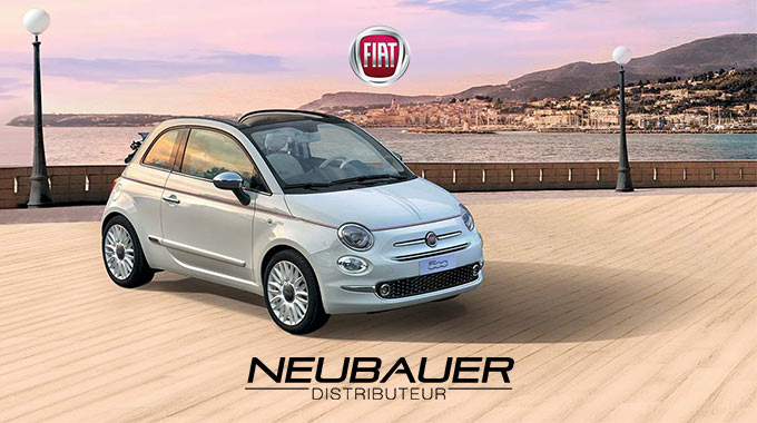 Offre FIAT 500 DOLCEVITA