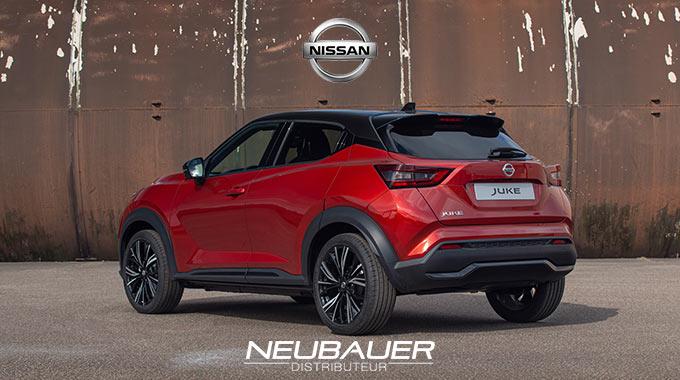 Offre Nouveau Nissan Juke 2019