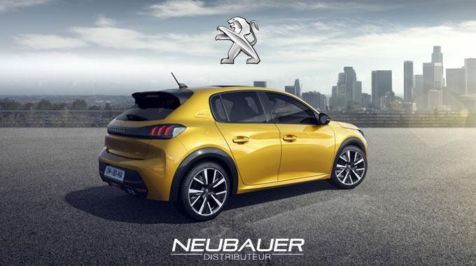 Offre Nouvelle Peugeot 208