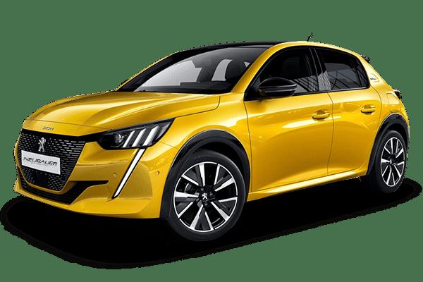 Nouvelle Peugeot 208 chez NEUBAUER