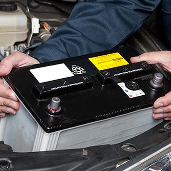 Batterie véhicule automobile