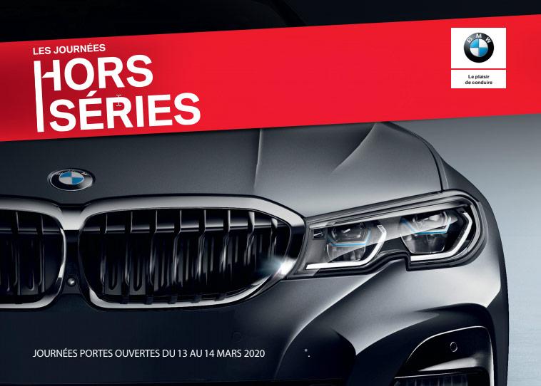 NEUBAUER BMW : Hors Séries