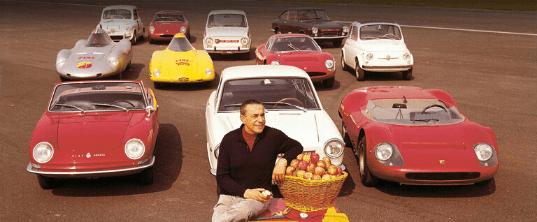 Voiture Abarth : Marques automobiles du Groupe NEUBAUER
