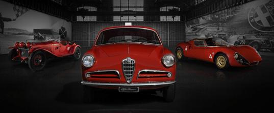 Voiture Alfa Romeo : Marques automobiles du Groupe NEUBAUER