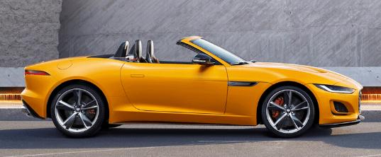 Voiture Jaguar : Marques automobiles du Groupe NEUBAUER