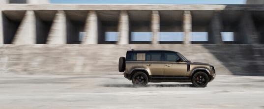 Voiture Land Rover : Marques automobiles du Groupe NEUBAUER