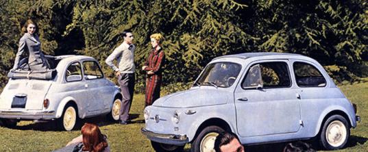 Voiture Fiat : Marques automobiles du Groupe NEUBAUER