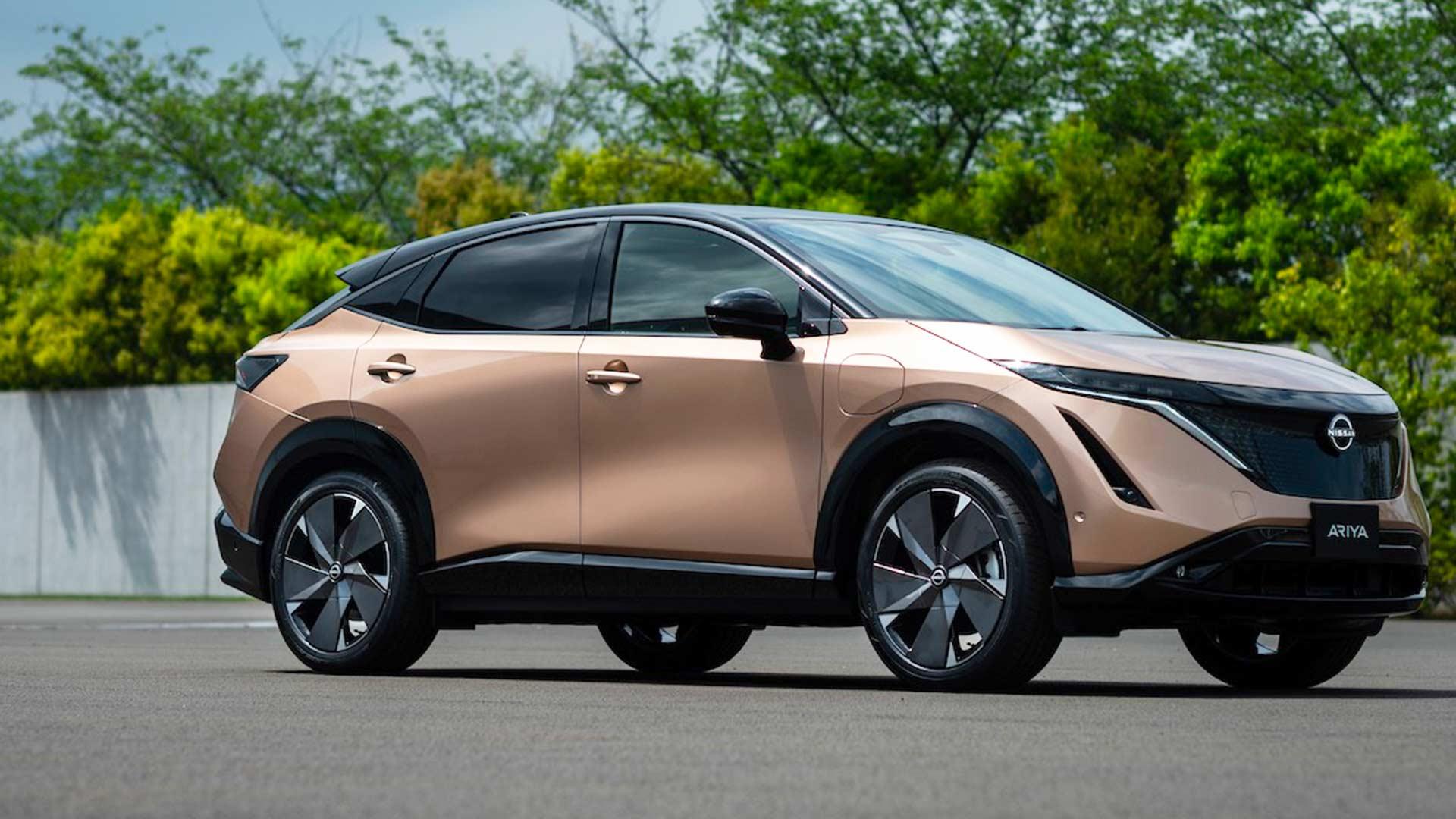 Ariya : un SUV électrique chez Nissan
