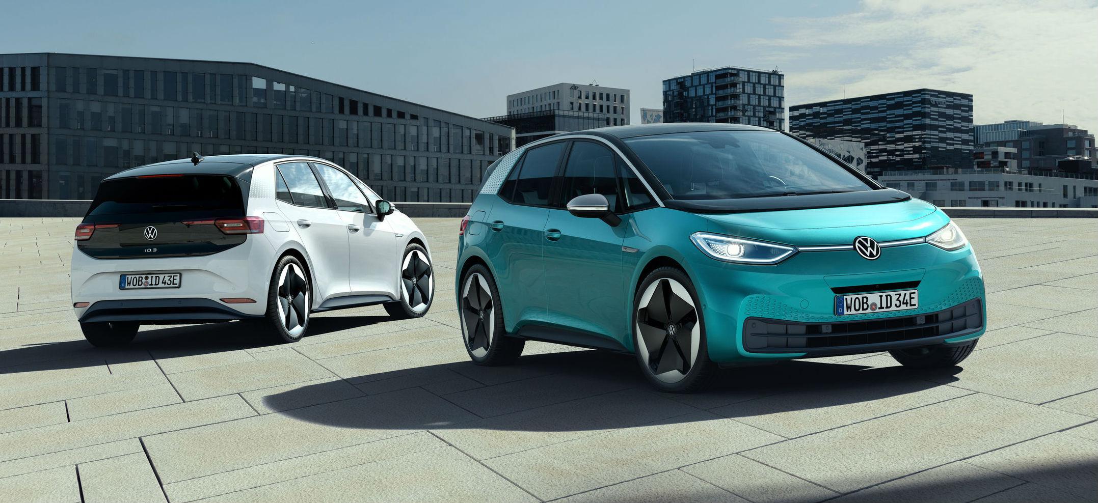 Volkswagen ID.3 : vous pouvez désormais la commander!