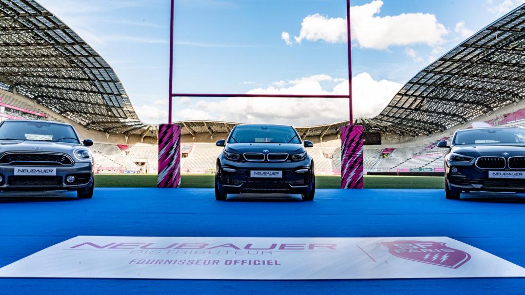 Partenariat : Neubauer et le stade français