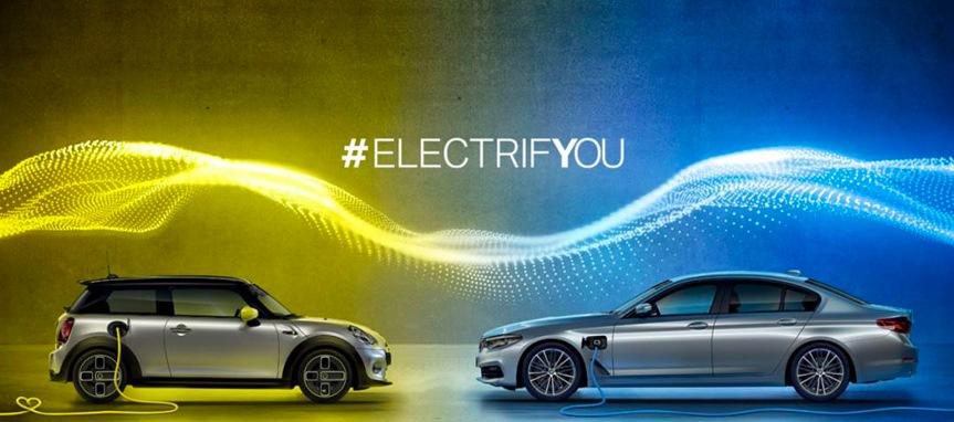 Tournée Électrifyou BMW/MINI
