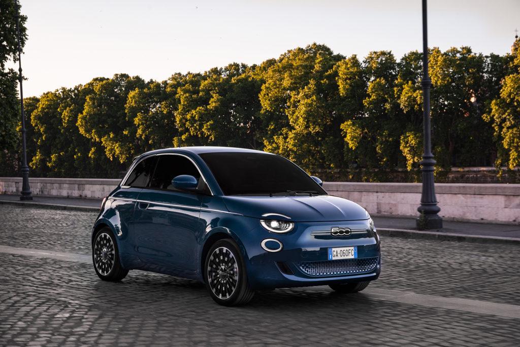 Fiat 500 electrique
