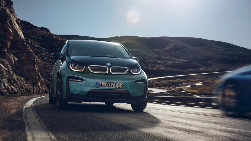 BMW I SERIES I3 citadine électrique
