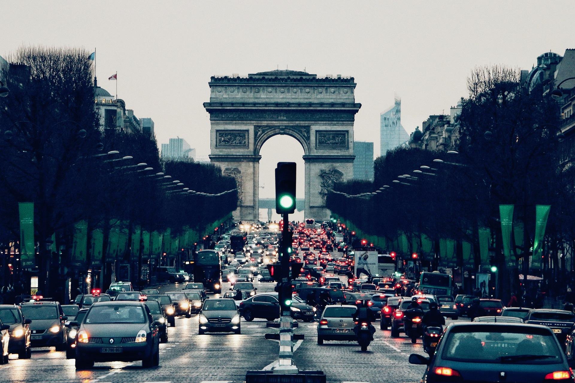 Vignette Crit'Air: vous ne pourrez (peut-être) bientôt plus circuler dans le Grand Paris!