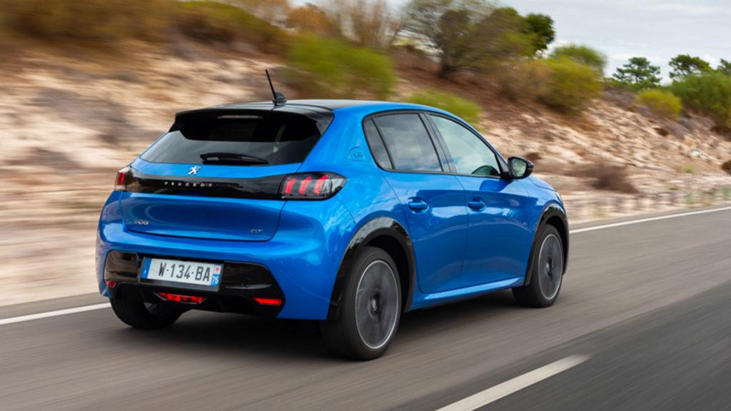 Peugeot-e208