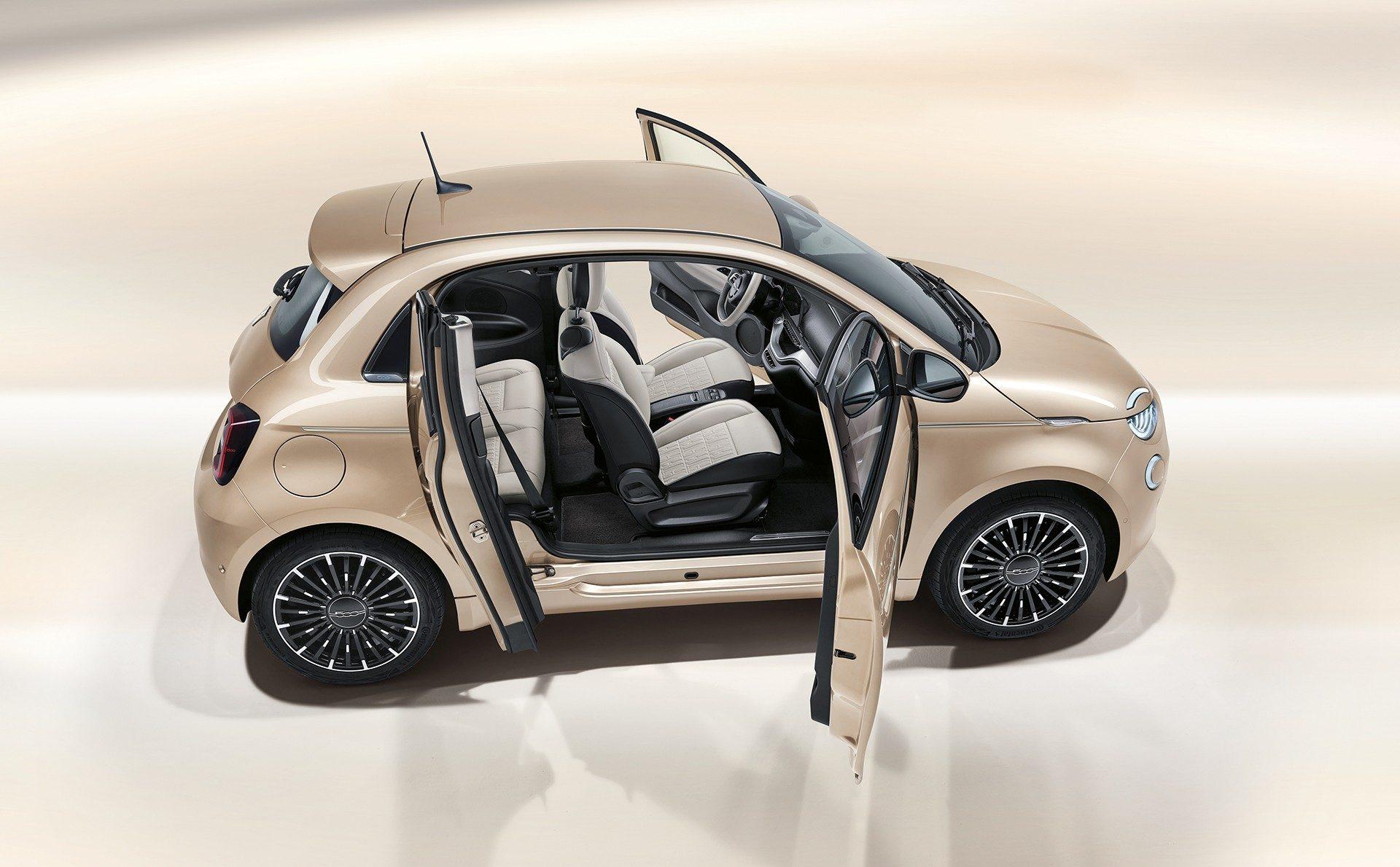 Peugeot e-208, Fiat 500e : ces citadines électriques et chics