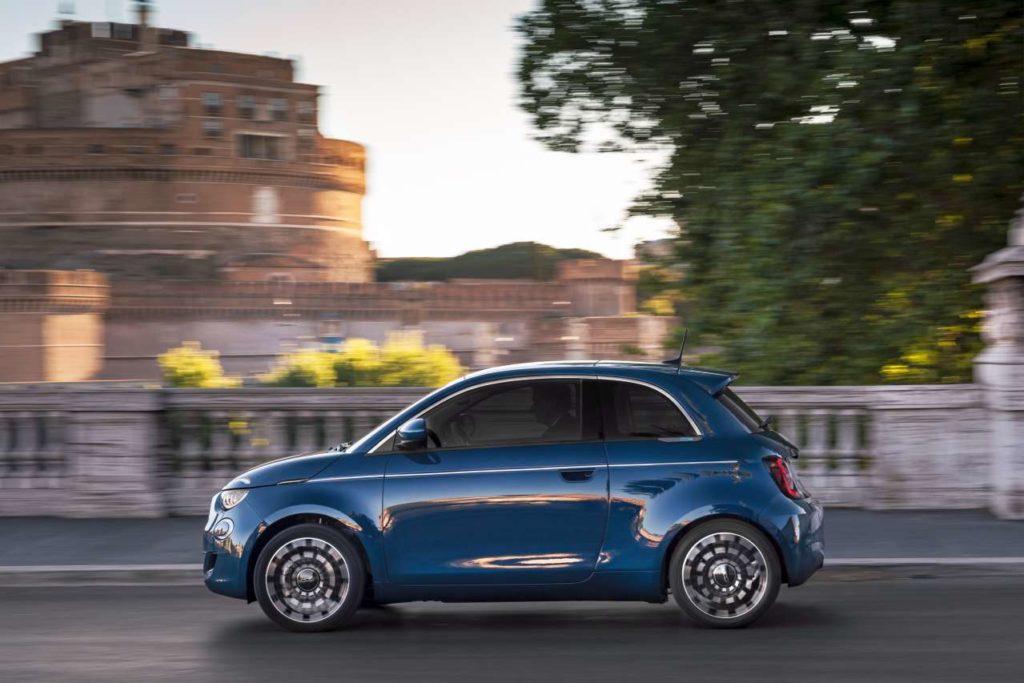 Fiat 500 citadine électrique