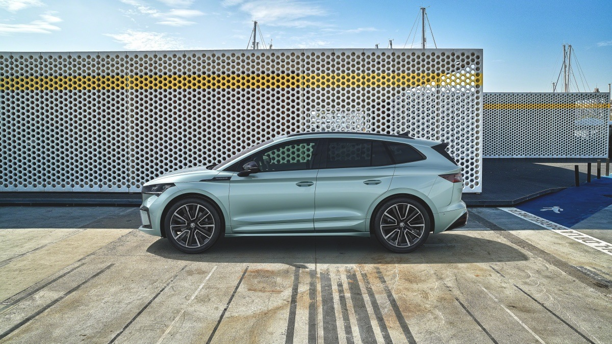 Skoda Enyaq iV, le nouveau SUV familial électrique de référence ?