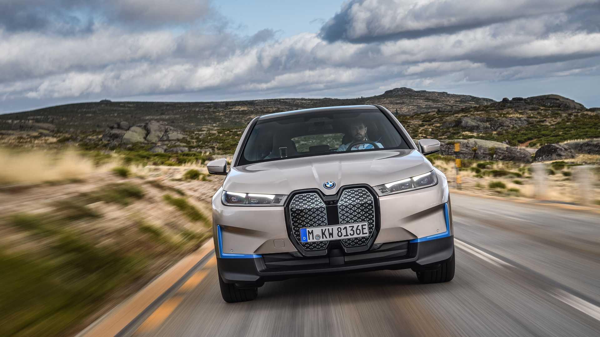 Toutes les futures BMW (électriques et thermiques) jusqu'à 2025