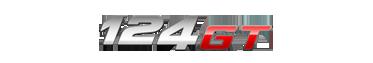 Logo Abarth 124 GT