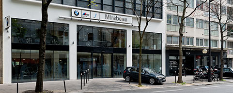 Concession NEUBAUER MINI Mirabeau
