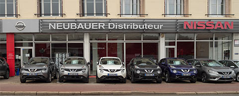 Concession NEUBAUER Nissan Maisons Laffitte
