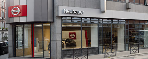 Concession NEUBAUER Nissan Paris 17