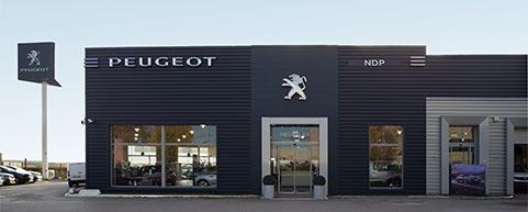 Concession NEUBAUER Peugeot Chambly